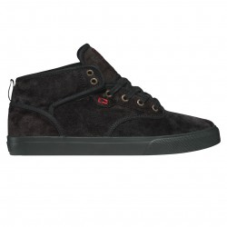 Globe Motley Mid black/black/red