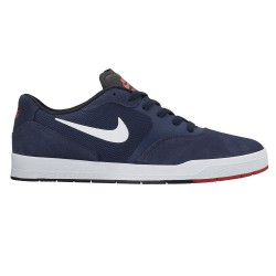 Nike SB Paul Rodriguez 9 Cs obsidian/white-black-max orange