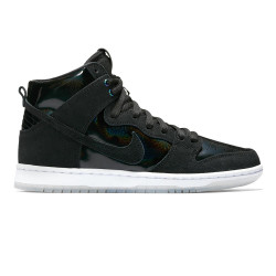 Nike SB Zoom Dunk High Pro black/black-white-clear