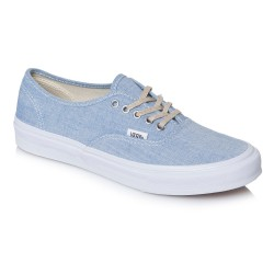 Vans Authentic Slim chambray blue/true white