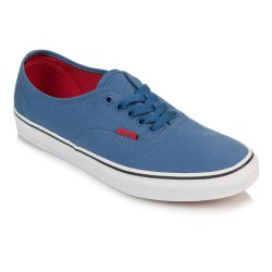 Vans Authentic sport pop bijou blue/racing red