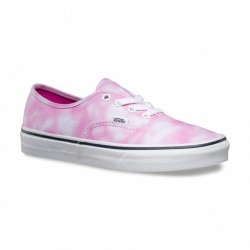 Vans Authentic tie dye rose violet