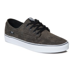 Vans Brigata acid denim khaki/black