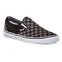 Vans Classic Slip-On checkerboard black/pewter
