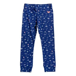 Roxy Poom little forest combo blue print