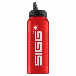 Sigg Nat siggnificant red 1l