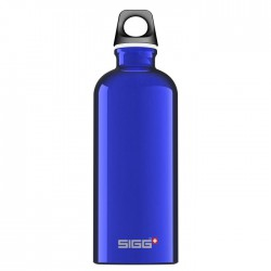Sigg Traveller dark blue 0,6l