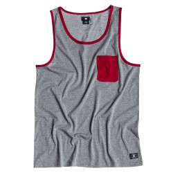 DC Contra Tank heather grey