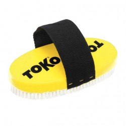Toko Base Brush Nylon Oval
