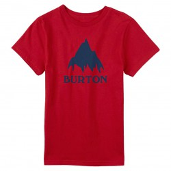 Burton Boys Classic Mountain Ss process red