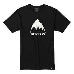 Burton Classic Mountain High Ss true black