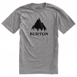 Burton Classic Mountain Ss grey heather
