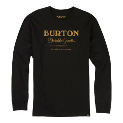 Burton Durable Goods Ls true black