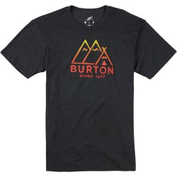 Burton Foothills Ss true black heather