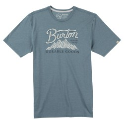 Burton Front Range light indigo heather