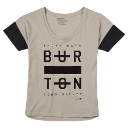 Burton Never Sleep dove heather