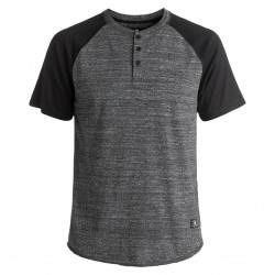 DC Enderlin Henley charcoal heather