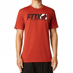 Fox Downhill Thrill heather red