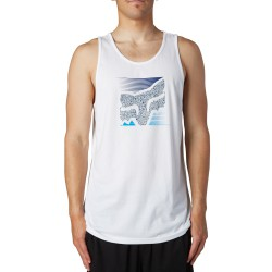 Fox Home Bound Tank optic white
