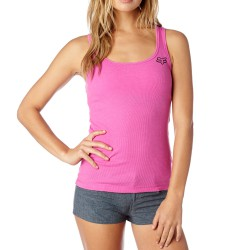 Fox Miss Clean Tank fuchsia
