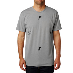 Fox Rawcus Tech Tee heather dark grey