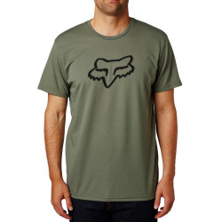 Fox Tournament Tech Tee dark fatigue