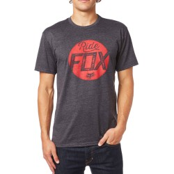 Fox Turnstile heather black