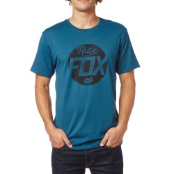 Fox Turnstile heather maui blue