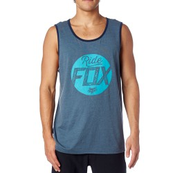 Fox Turnstile Tank sulphur blue
