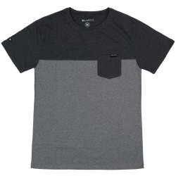 Gravity 2-Tone Pocket black/grey heather