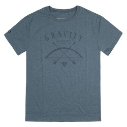 Gravity Arrow slate heather