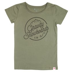 Gravity Connie olive