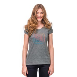 Horsefeathers Aurora heather gray