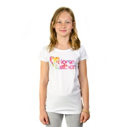 Horsefeathers Piece Kids white