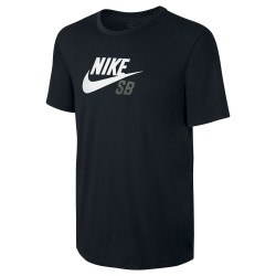 Nike SB Dri-Fit Icon Logo black/white/tumbled grey