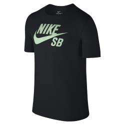 Nike SB Logo black/black/fresh mint