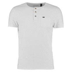 O'Neill Jacks Base Henley powder white