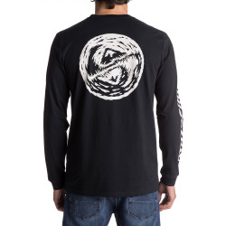 Quiksilver Bad Vision Ls black