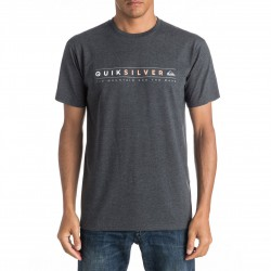 Quiksilver Classic Always Clean charcoal heather