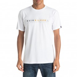 Quiksilver Classic Always Clean white