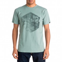 Quiksilver Classic Jumbled Hex chinois green