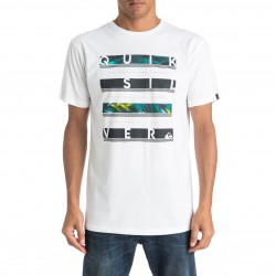 Quiksilver Classic Read Between white
