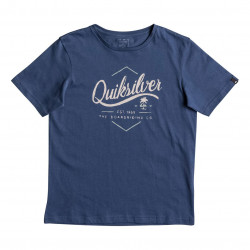 Quiksilver Classic Ss Youth Sea Tales dark denim