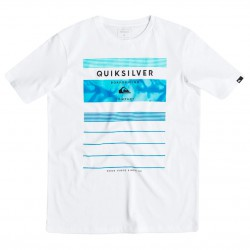 Quiksilver Classic SS Youth Stringer white