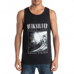 Quiksilver Classic Tank Both Sides black