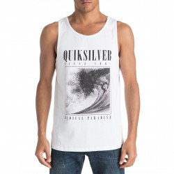 Quiksilver Classic Tank Both Sides white