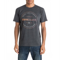 Quiksilver Heather Free Zone charcoal heather