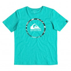 Quiksilver Ss Classic Youth Momentum viridine green