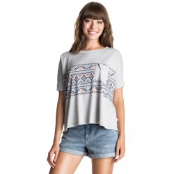 Roxy Boxy Pocket Boho Border heritage heather