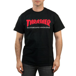 Thrasher Two-Tone Skate Mag black